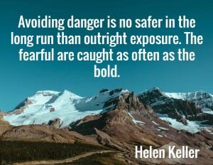 Helen Keller - Avoiding Danger