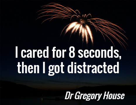 Beating Distractions
